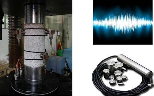岩石力学试验声波与声发射一体化测试